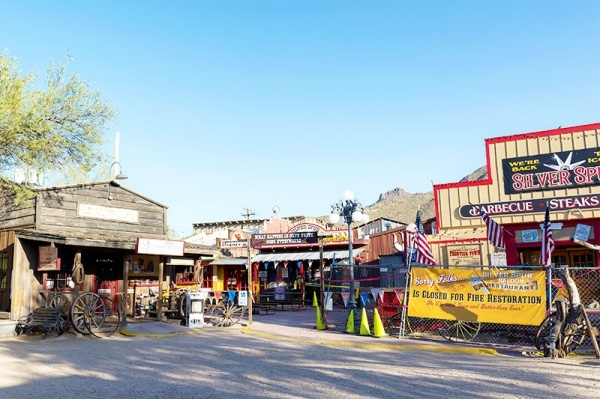 Live in the Old West in Cave Creek, Arizona
