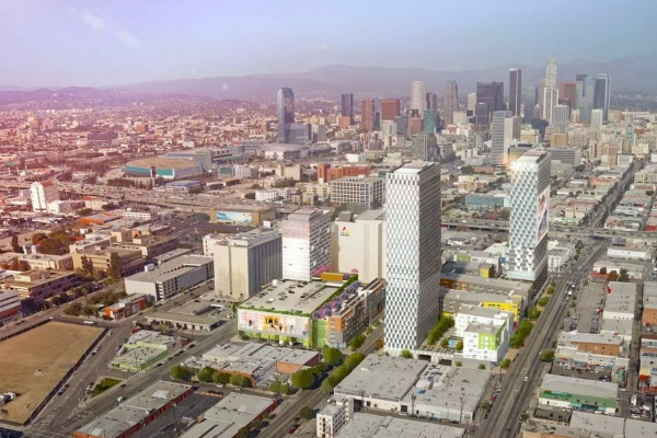 Billion-Dollar Broadway Square Project Poised for South Central LA