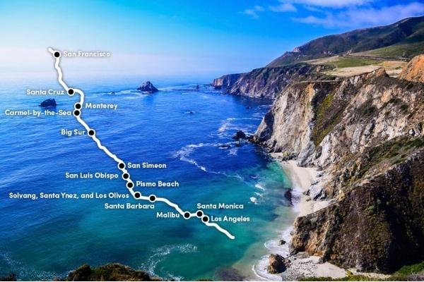 15 Cities to Visit on Your Highway 1 Road Trip