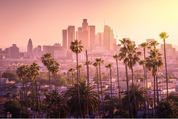 Los Angeles Named One of 10 Most Instagrammed Cities of 2017