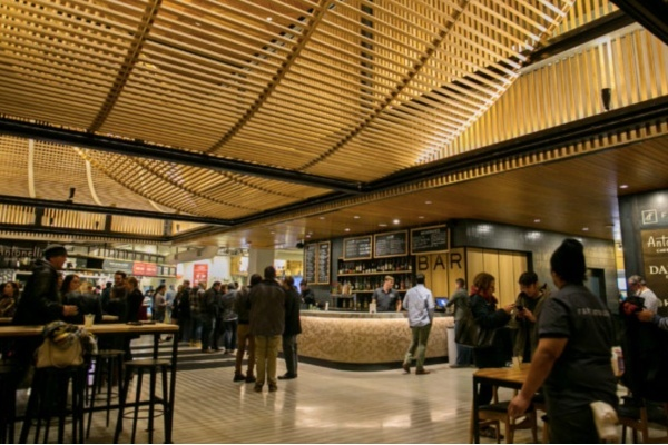 Unique Texas Vendors Featured at Fareground, Austin's First Food Hall