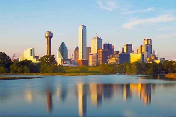 6 Blocks of Dallas' Trendy Knox Street Business District Hit Market