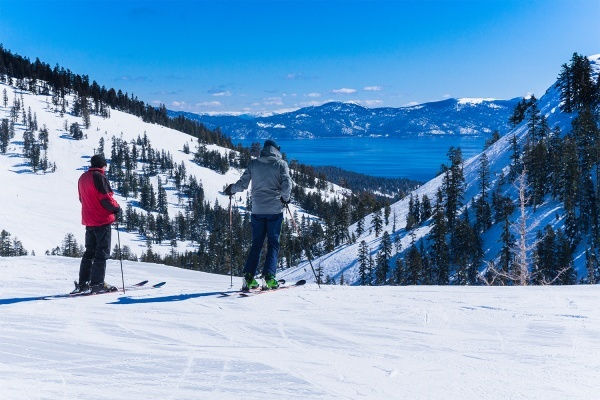 5 Skiing Day Trips Near the Bay Area for a Snowy Excursion