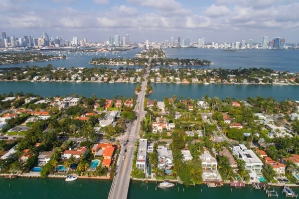 Nearly 25 Percent of Miami Homes Could Be Affected by Sea Level Rise