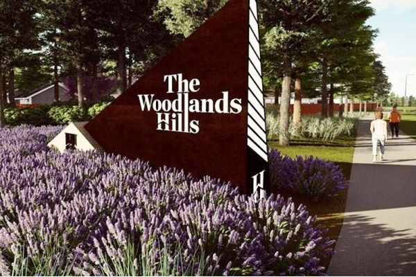 The Woodlands Hills Master-Planned Community Coming to The Woodlands