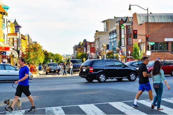Title photo - Meet My Neighborhood: Adams Morgan, Washington, D.C.