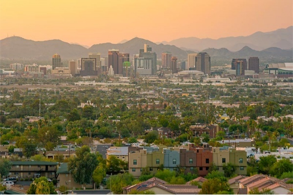 Urban vs. Suburban: Phoenix, AZ