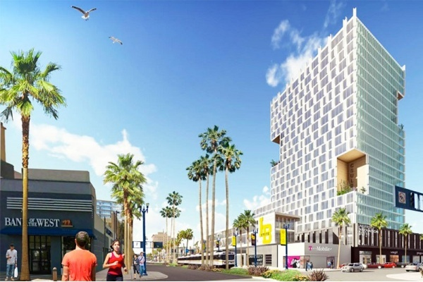 6 Mixed-Use Developments Rising in Downtown Long Beach