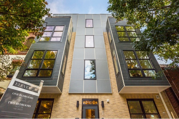 Only One Condo Still Available in Eleven15th on Capitol Hill