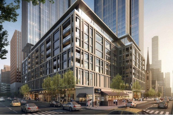 Vote Delayed for River North's One Chicago Square Residential Development