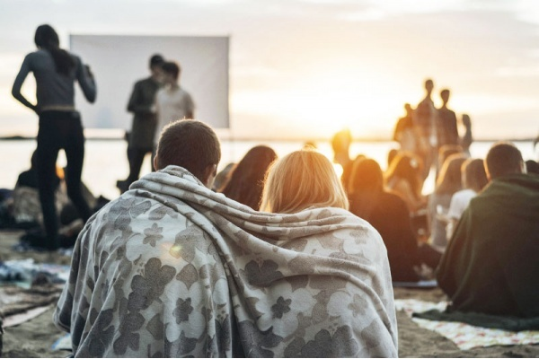 Free Summer Outdoor Cinema in the Bay Area