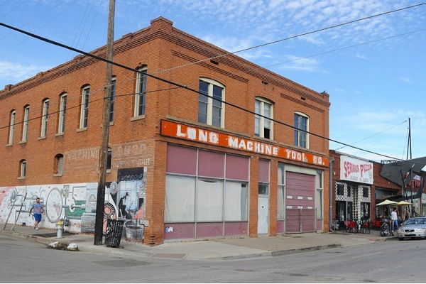 Deep Ellum's Industrial Buildings Getting New Life As Mixed-Use Development