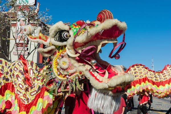 Lunar New Year Festivities Around the East Bay