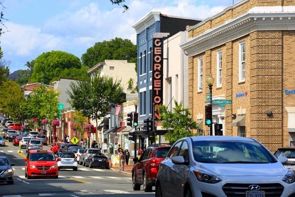 Meet My Neighborhood: Georgetown, Washington D.C.