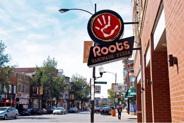 Meet Chicago's Very Own East Village Neighborhood