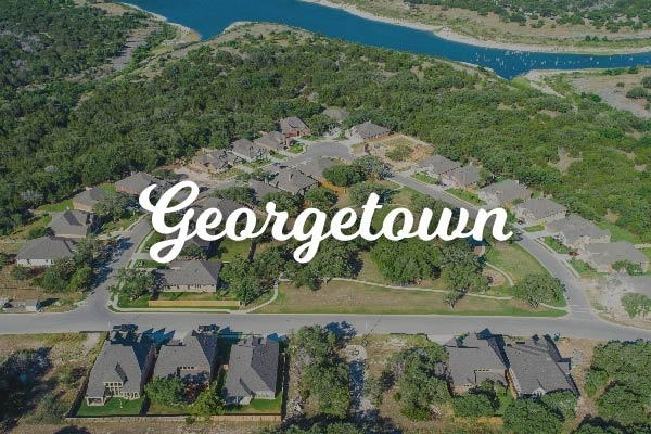 Suburban Spotlight: Georgetown, Texas
