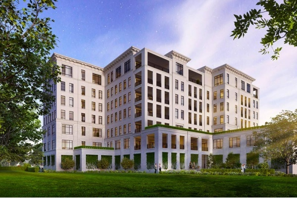 The Sophie Brings Mid-Sized Condos to Houston