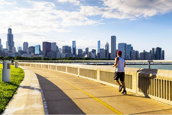 4 Top Chicago Neighborhoods for Die-Hard Runners