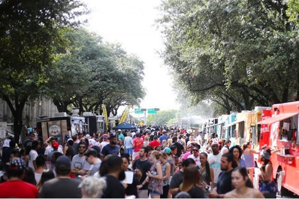Your Guide to 2018 Houston Street Festivals