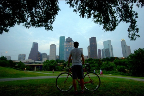 Houston City Council OKs Sweeping Bike Plan