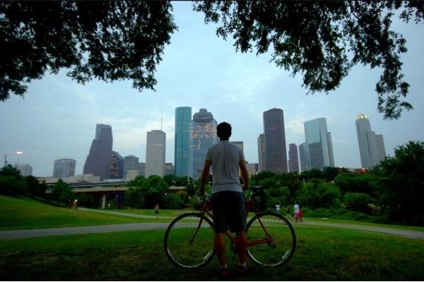 Houston City Council OKs Sweeping Bike Plan