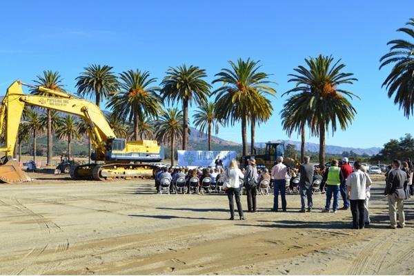 Limoneira Breaks Ground on 1,500 New Residences in Santa Paula