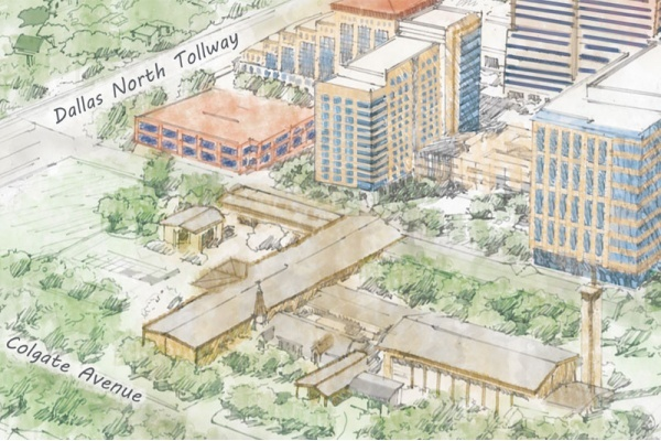 Church Plans Mixed-Use Project on the Largest Tract of Undeveloped Land in North Dallas' Preston Center