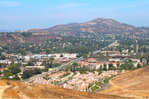 Title photo - Poway Deciding Between Two Developers for Town Center Lots