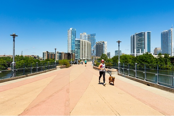 Austin's Best Dog Parks North of Downtown