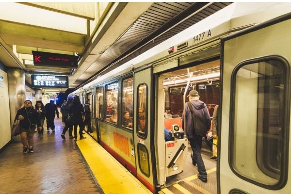 The Top 4 San Francisco Neighborhoods for Commuting on BART