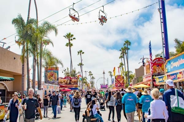 The San Diego State Fair