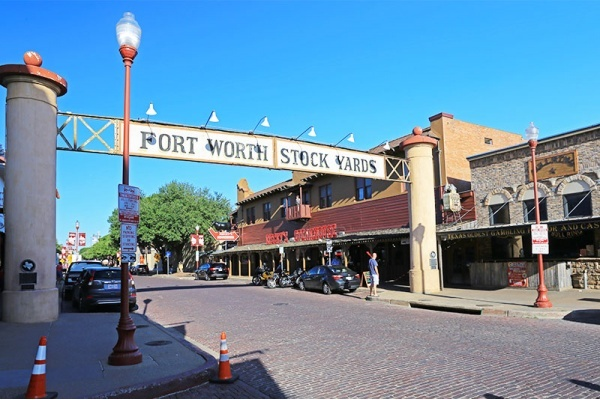 Title photo - The Future of Fort Worth's Stockyards