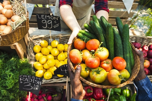 Houston Farmers Markets and the Neighborhoods They Call Home