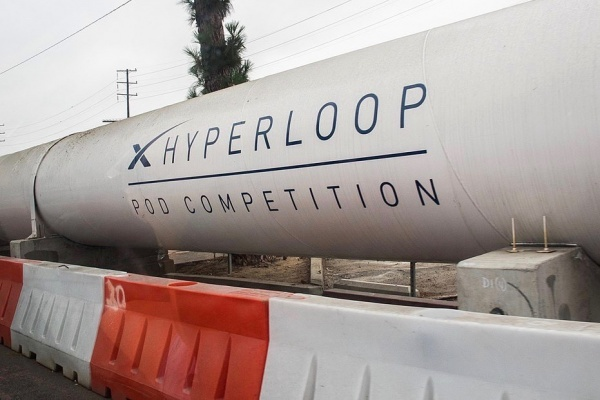 Elon Musk Has Permission to Develop Hyperloop in Maryland