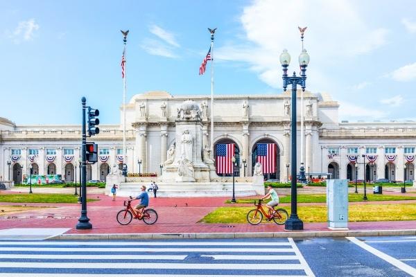 Most Bike-Friendly Neighborhoods in Washington D.C.