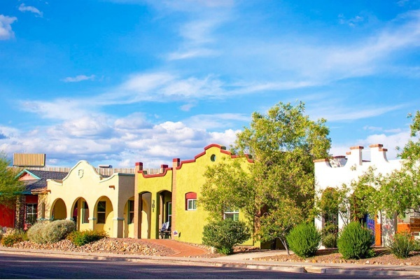 Title photo - 5 Affordable Historic Neighborhoods in Tucson