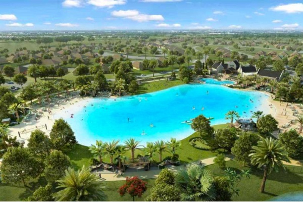 Balmoral Master-Planned Community to Include First-of-its-Kind Crystal Lagoon