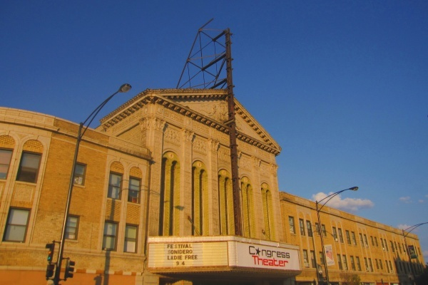 Logan Square's Congress Theater Getting $65 Million Revamp