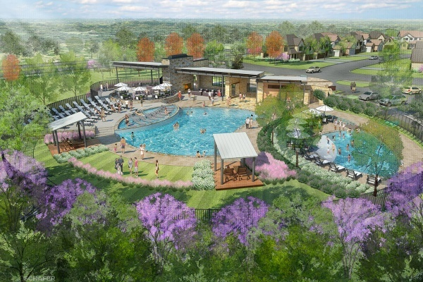Walton Completes First Phase of Chisholm Trail Ranch in Fort Worth