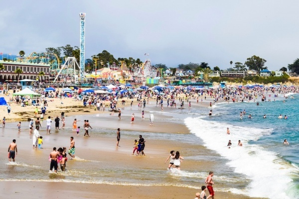 California Home to Eight of the Happiest Cities in the United States