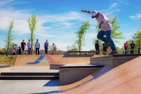 Where to Find the Hidden Skate Park Scene in Dallas-Fort Worth