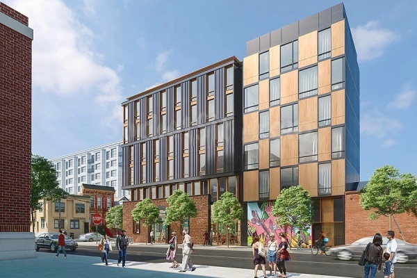 Mission District to See Six Stories of Condos Rise on 19th Street