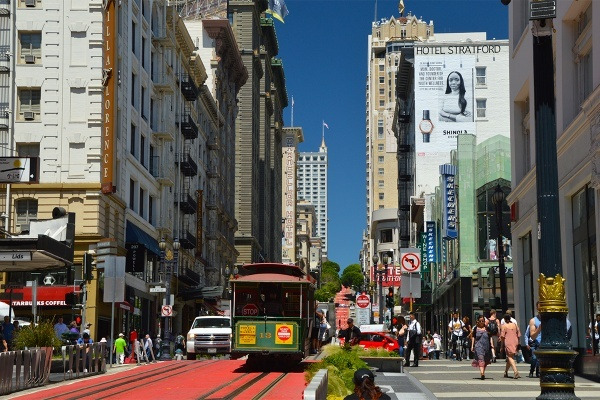 5 Most Walkable Neighborhoods in San Francisco