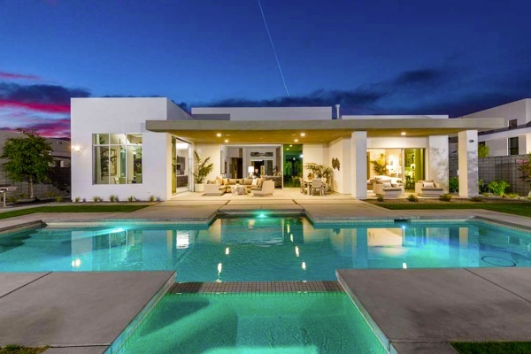 Luxury Rancho Mirage Neighborhood Verlaine Almost Sold Out