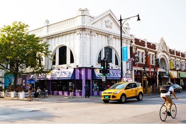 Title photo - The Best Chicago Neighborhoods for Shopping Small
