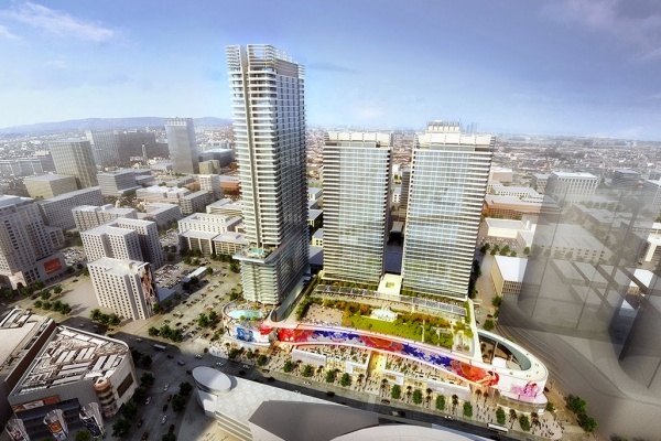 $700 Million Figueroa Project Proceeds to Planning Commission