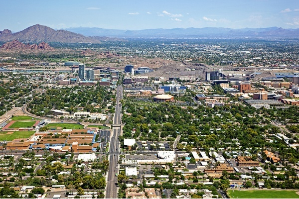 Scottsdale Named 7th-Best 'College Town' in U.S.