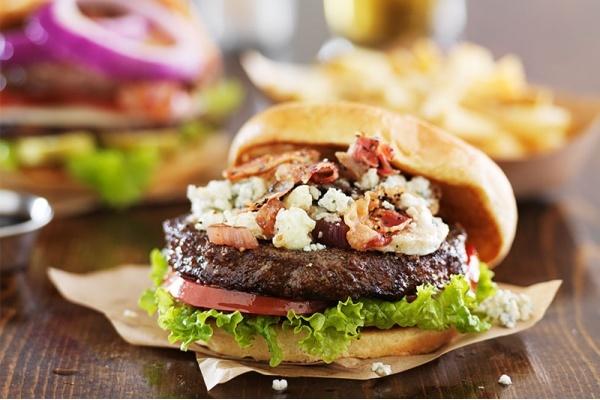 The 6 Most Unique Hamburgers in Las Vegas