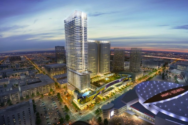 New Park Hyatt Residences Planned for LA's Oceanwide Plaza