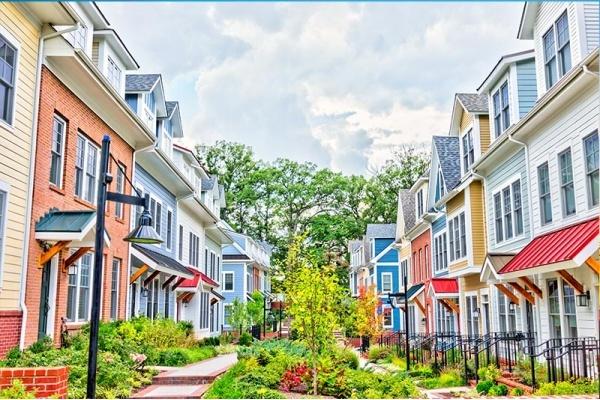 Urban vs. Suburban: Washington D.C.
